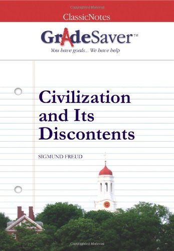 "civilization discontents essay its Freud civilization and its discontents sparknotes - sigmund freud begins his long essay, civilization and its discontents, by describing his inability to understand what he calls ""religious."