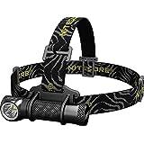 Relags Stirnleuchte NiteCore LED Stirnlampe 'HC30', schwarz, One Size, 127040