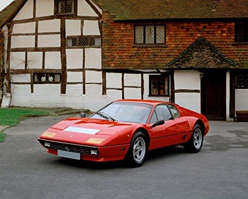 1984 Ferrari (1984 Ferrari 512i BB Boxer Berlinetta, 5 litre V12 engine developing 340bhp. Country of origin Italy. Poster Print (22 x 28))