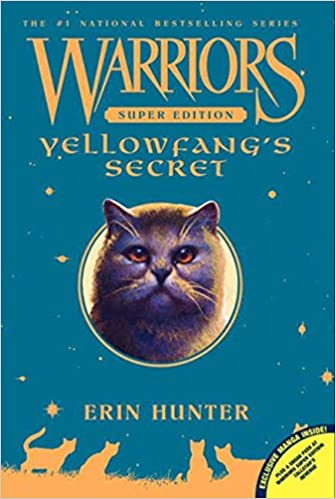Warriors Super Edition: Yellowfang's Secret: Erin Hunter, James L ...