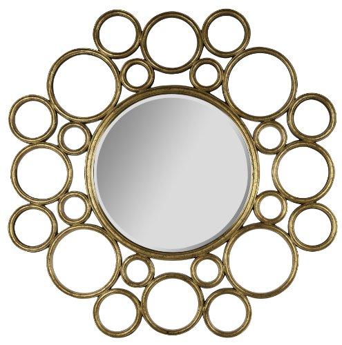 Cooper Classics Celeste Mirror