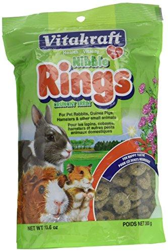 Vitakraft Sm Animal Nibble Rings
