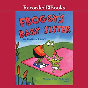 Froggy's Baby Sister Audiobook