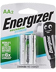 Energizer Recharge Extreme NH15ERP2 AA (Packaging may vary), 2ct