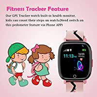 Amazon.com: Kids Smart Watch with GPS Tracker,Kids ...