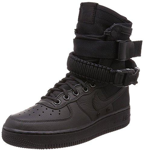 Nike SF Air Force 1 Women's Boots Black/Black/Black 857872-002 (10.5 B(M) US)