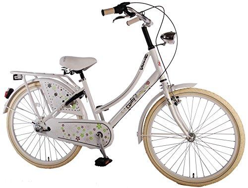 24 Zoll Volare Omafahrrad Kinderfahrrad Shimano 3 Gang Springtim