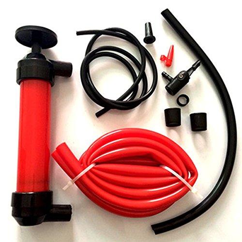 TOOGOO Bomba manual para gasolina combustible liquido de combustible