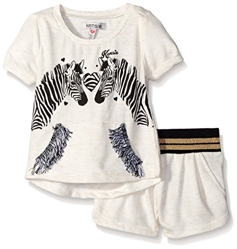 Metallic Striped Shorts - 6