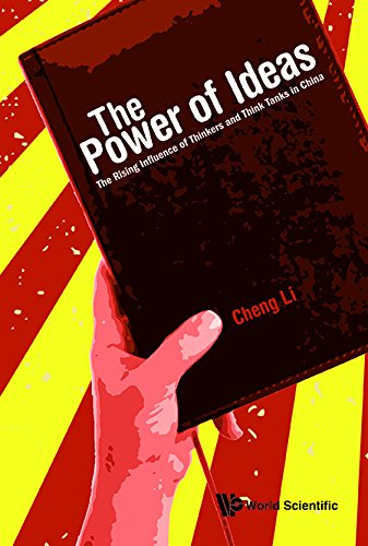 The Power of Ideas:The Rising Influence of Thinkers and Think Tanks in China