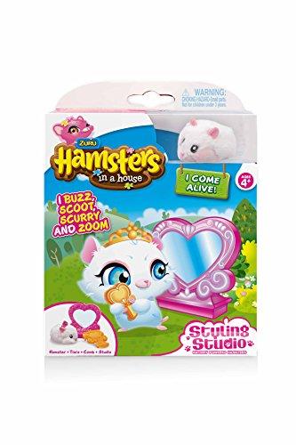Zuru Hamster Toy with Accessories