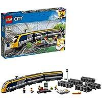 677-Pieces LEGO City Passenger Train 60197 Building Kit