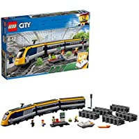 LEGO City Passenger Train 60197 Building Kit (677 Piece)