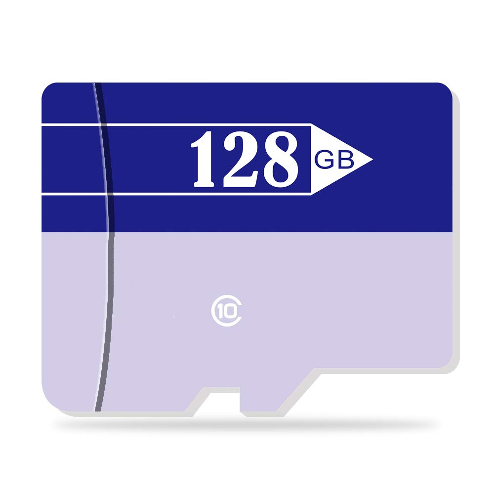 カメラ/携帯電話/タブレット(128GB)のためのマイクロSDカード高速U1クラス10マイクロSDメモリーカード B07H9Q97NM