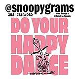 Peanuts 2021 Mini Wall Calendar: Do Your Happy Dance