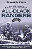img - for The US Army's First, Last, and Only All-Black Rangers: The 2d Ranger Infantry Company (Airborne) in the Korean War, 1950-1951 book / textbook / text book