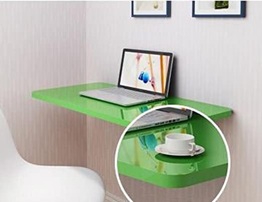 mesa plegable FXQ Mesa De Pared Mesa De Escritorio Colgante ...