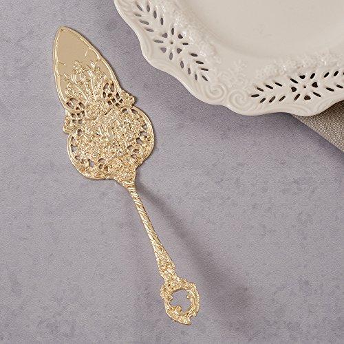 Ivy Lane Design A92188 Petite Cake Server, Gold by Ivy Lane Design (Image #1)
