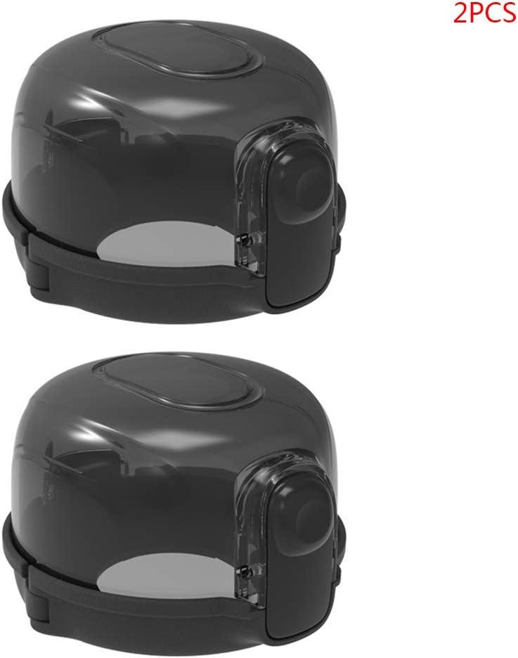 ZOOMY 2 Pcs//Lot Interrupteur de cuisini/ère /à gaz Housse de Protection Protection de la Cuisine pour b/éb/é Enfant
