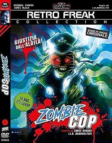Zombie Cop - English Audio / Sub: ITA/ENG/FR/ES Freak Video ...