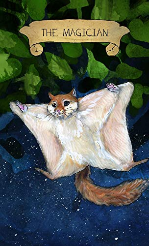 Tarot Fauna 80 Card Semi Tradional Deck by Tarot Fauna (Image #3)