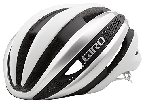 Giro Synthe Helmet, Matte White/Silver, Large