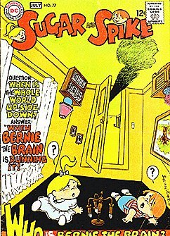 Sugar & Spike (1956 series) #77