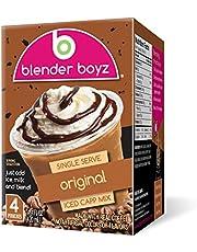 Blender Boyz Drink Iced Cappuccino Original 4-Count, 420ml