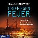 Ostfriesenfeuer Hörbuch von Klaus-Peter Wolf Gesprochen von: Klaus-Peter Wolf