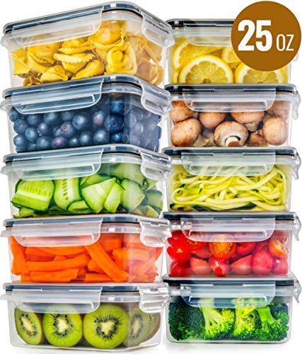 Food Storage Containers Lids Ounce product image
