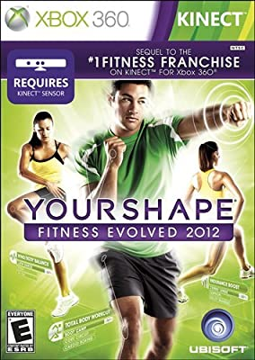 Your Shape Fitness Evolved 2012 from UBI Soft
