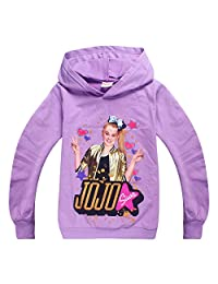Wazonton JoJo Siwa Hoodies Casual Shirt Tops Clothes and Trousers
