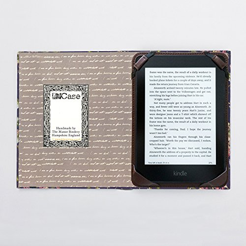 Classic Book Cover For Kindle Paperwhite : Classic book cover for all quot amazon kindle ereaders inc
