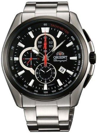 Reloj Orient Cuarzo Caballero FTT13001B0 Deportivo
