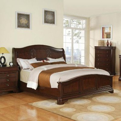 Camden Panel Bed Size: Queen