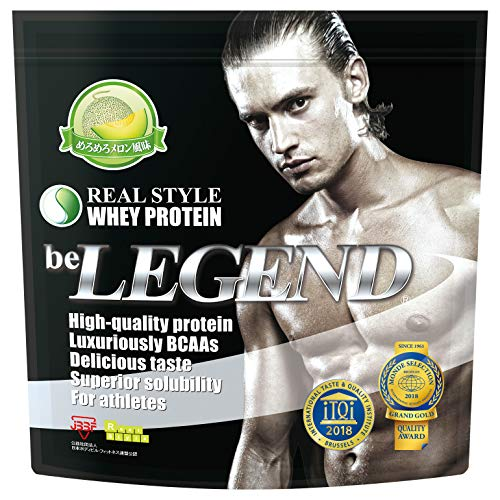 be LEGEND WheyProtein Powder 2.2 lbs (34 Servings, Melon)