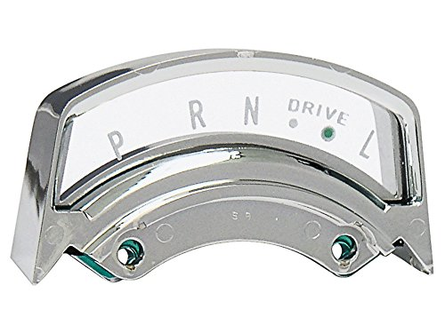 Automatic Transmission Column Shift Control Selector Dial Lens 1964-66 Thunderbird Cruise-O-Matic (C4SZ-7A213C)