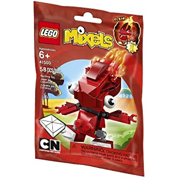 LEGO Mixels 41500 Flain Building Set