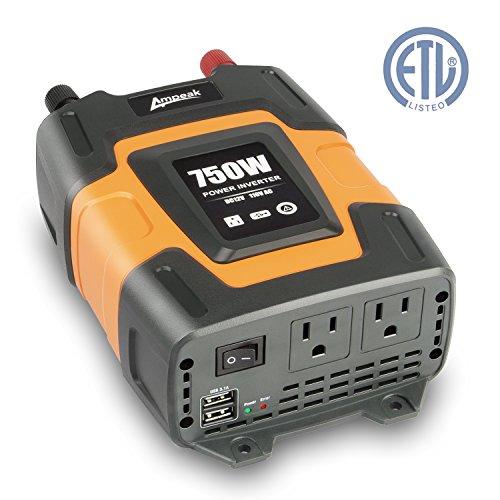 750 Watt Power Inverter - 2