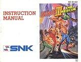 Ikari III The Rescue NES Instruction Booklet / Manual (Nintendo Manual Only - NO GAME) (Nintendo NES Manual)