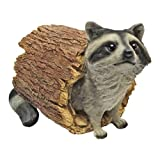Best Garden Statues - Design Toscano Bandit the Raccoon Garden Animal Statue Review