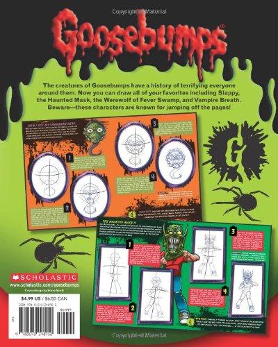 Goosebumps: How to Draw Goosebumps by Scholastic Paperbacks (Image #1)