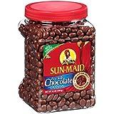 Sun-Maid Milk Chocolate Covered Raisins - 48 oz