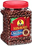 Sun-Maid Milk Chocolate Covered Raisins - 48 oz