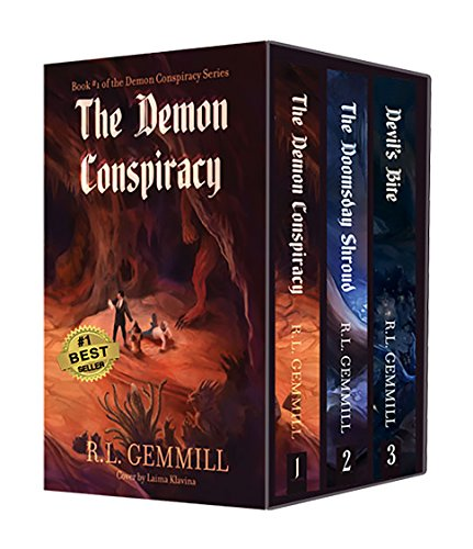 The Demon Conspiracy Series: Box Set