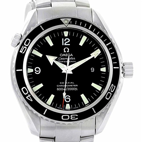 Omega Planet Ocean automatic-self-wind mens Watch 2200.50.00 (Certified Pre-owned)