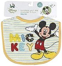 Mickey Mouse Terrycloth Bib