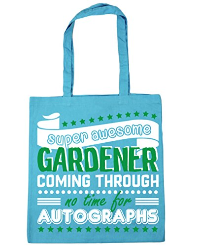 Coming x38cm Surf Gym HippoWarehouse Tote Gardener No For Bag 10 Through Awesome litres Autographs 42cm Shopping Beach Super Blue Time wFFpqZt