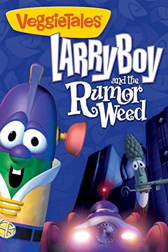 Amazon Com Veggietales Larryboy And The Rumor Weed Phil