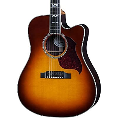 New for 2016...Gibson Acoustic Songwriter Cutaway Progressive Acoustic Electric Guitar, with Advanced Features